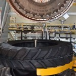 1st Trelleborg Tire in USA-rid