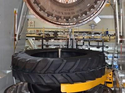 1st Trelleborg Tire in USA-rid