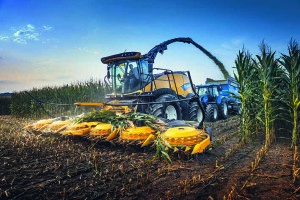 New Holland serie fr