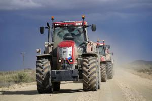 X-Tractor around the World