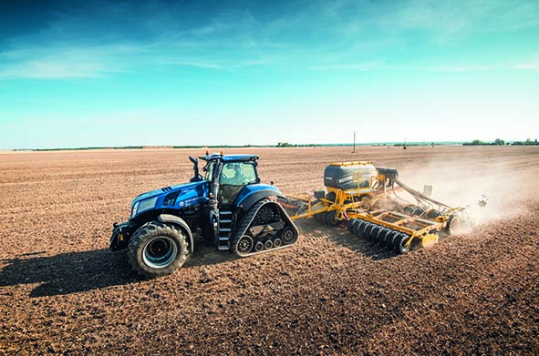 New Holland T8 Genesis Plm Intelligence