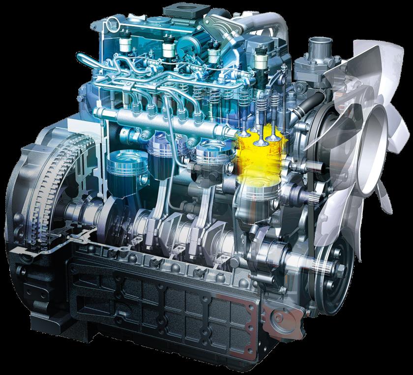 Kubota serie V6108 Tier 5