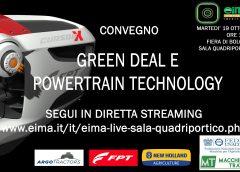 Eima: Green Deal e Powertrain Technology